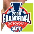 Bonus AFL Club Theme Download + Chance to Win Ultimate 2009 Toyota AFL Grand Final Experience from TomTom!