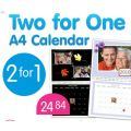 Get 2 Calendars for the Price of 1 at Big W Photos!