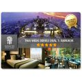 THREE Nights stay for TWO people in the stunning FIVE STAR Banyan Tree Bangkok Hotel for only $399 instead of $1,699!