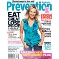 Free Prevention Magazine with purchase of Asics Walking Shoes at The Athlete's Foot
