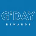 G'DAY Rewards promo codes